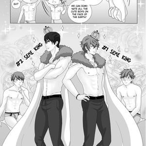 [Joberu] Fujoshi Trapped in a Seme's Perfect Body – Vol.02 [Eng] – Gay Yaoi image 078