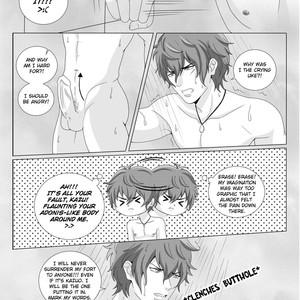 [Joberu] Fujoshi Trapped in a Seme's Perfect Body – Vol.02 [Eng] – Gay Yaoi image 084