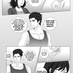 [Joberu] Fujoshi Trapped in a Seme's Perfect Body – Vol.02 [Eng] – Gay Yaoi image 088
