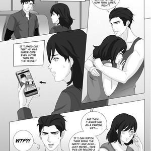 [Joberu] Fujoshi Trapped in a Seme's Perfect Body – Vol.02 [Eng] – Gay Yaoi image 091
