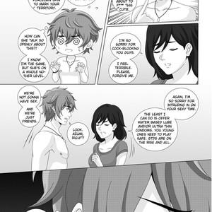 [Joberu] Fujoshi Trapped in a Seme's Perfect Body – Vol.02 [Eng] – Gay Yaoi image 099