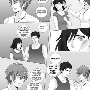 [Joberu] Fujoshi Trapped in a Seme's Perfect Body – Vol.02 [Eng] – Gay Yaoi image 100