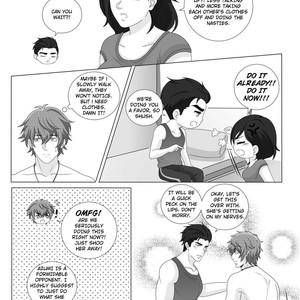 [Joberu] Fujoshi Trapped in a Seme's Perfect Body – Vol.02 [Eng] – Gay Yaoi image 105