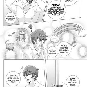 [Joberu] Fujoshi Trapped in a Seme's Perfect Body – Vol.02 [Eng] – Gay Yaoi image 110
