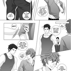 [Joberu] Fujoshi Trapped in a Seme's Perfect Body – Vol.02 [Eng] – Gay Yaoi image 115