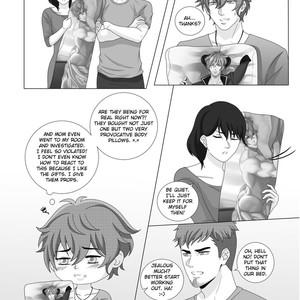 [Joberu] Fujoshi Trapped in a Seme's Perfect Body – Vol.02 [Eng] – Gay Yaoi image 124