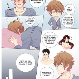 [Joberu] Fujoshi Trapped in a Seme's Perfect Body – Vol.02 [Eng] – Gay Yaoi image 131