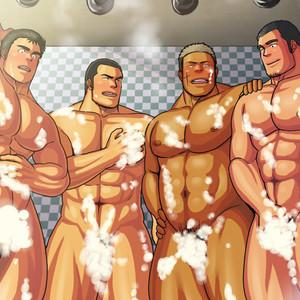 [Mousou Wakusei (Moritake)] Gakuen Tantei Transparency 2 – Gay Yaoi