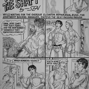 [Sean] Working The Shaft [Eng] – Gay Yaoi