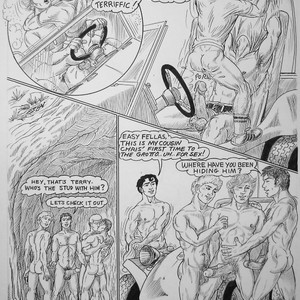 [Sean] Dune Buggers [Eng] – Gay Yaoi image 005