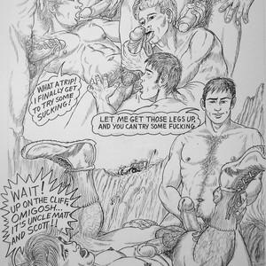 [Sean] Dune Buggers [Eng] – Gay Yaoi image 006