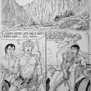 [Sean] Dune Buggers [Eng] – Gay Yaoi image 008