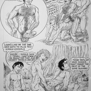 [Sean] Dune Buggers [Eng] – Gay Yaoi image 009
