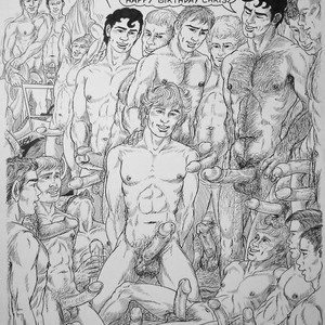 [Sean] Dune Buggers [Eng] – Gay Yaoi image 010