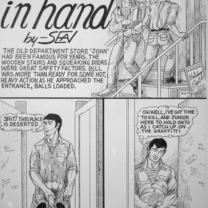 [Sean] Four In Hand [Eng] – Gay Yaoi