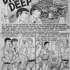[Sean] Drilled Deep [Eng] – Gay Yaoi