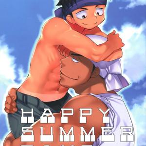[Tanakana (Tanakana)] HAPPY SUMMER DAYS [JP] – Gay Yaoi