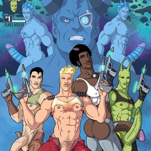 [Alexander] Star Crossed #1 [Eng] – Gay Yaoi
