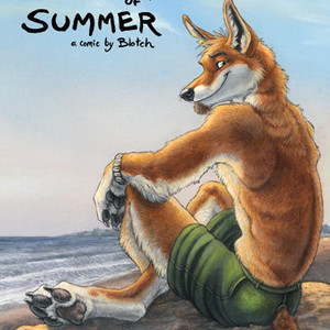[Blotch] The Dog's Days of Summer [Eng] – Gay Yaoi