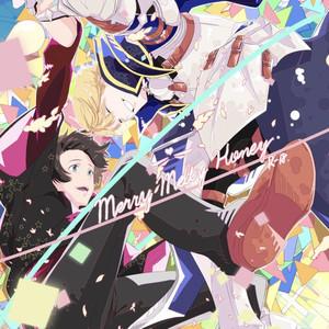 [Akanosuke] merry melty honey – Fate/Grand Order dj [JP] – Gay Yaoi