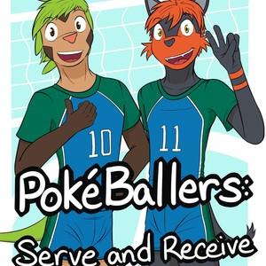 [Fuze] PokeBallers Send & Receive [Eng] – Gay Yaoi