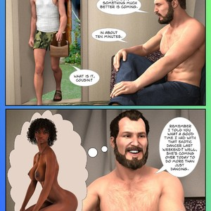 [Roger Dusky] Cousin Knows Best [Eng] – Gay Yaoi image 002
