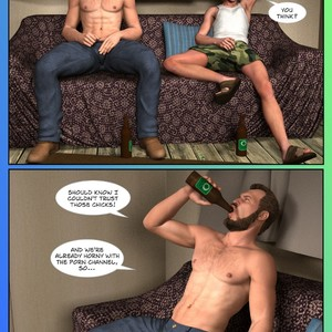 [Roger Dusky] Cousin Knows Best [Eng] – Gay Yaoi image 003
