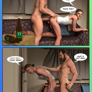[Roger Dusky] Cousin Knows Best [Eng] – Gay Yaoi image 008
