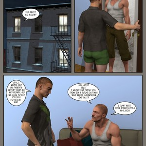 [Roger Dusky] The Rent [Eng] – Gay Yaoi image 002