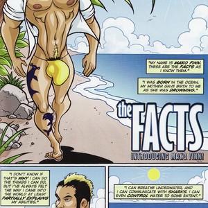 [Patrick Fillion] The Facts [Eng] – Gay Yaoi