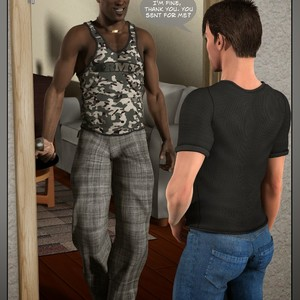 [Roger Dusky] The Head Of Trafficking [Eng] – Gay Yaoi image 003