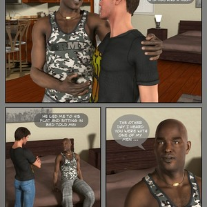 [Roger Dusky] The Head Of Trafficking [Eng] – Gay Yaoi image 004