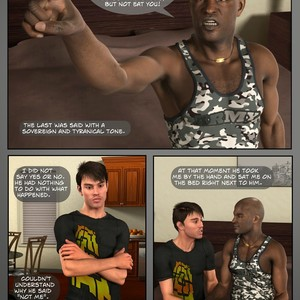 [Roger Dusky] The Head Of Trafficking [Eng] – Gay Yaoi image 005