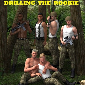 [Roger Dusky] Deep Jungle Drilling The Rookie [Eng] – Gay Yaoi
