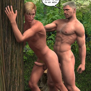[Roger Dusky] Deep Jungle Drilling The Rookie [Eng] – Gay Yaoi image 012