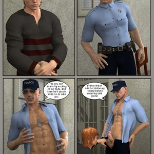 [Roger Dusky] The Bribe [Eng] – Gay Yaoi image 002