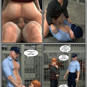 [Roger Dusky] The Bribe [Eng] – Gay Yaoi image 008