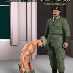 [Roger Dusky] Military Sextion [Eng] – Gay Yaoi
