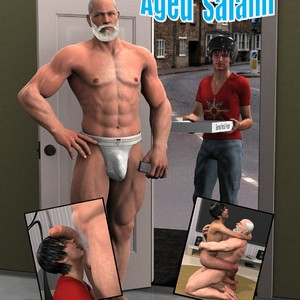 [Roger Dusky] Aged Salami [Eng] – Gay Yaoi