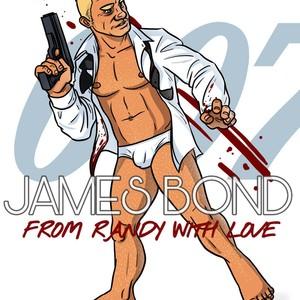 [Randy Meeks (randyslashtoons)] James Bond – From Randy With Love – Gay Yaoi
