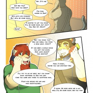 [Baraking] In the Heat of the Moment [Eng] – Gay Yaoi image 002
