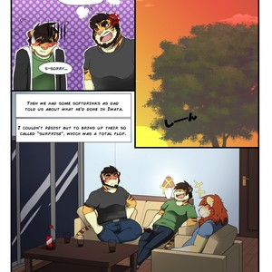 [Baraking] In the Heat of the Moment [Eng] – Gay Yaoi image 007