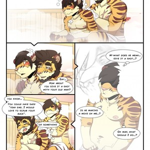 [Baraking] In the Heat of the Moment [Eng] – Gay Yaoi image 014