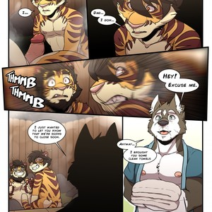 [Baraking] In the Heat of the Moment [Eng] – Gay Yaoi image 023