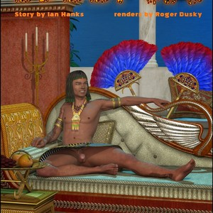 [Roger Dusky] Mummy-Life [Eng] – Gay Yaoi