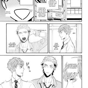[TENKAWA Ai] Ore no Kirai na Yankee-kun [Eng] – Gay Comics image 013