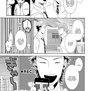 [TENKAWA Ai] Ore no Kirai na Yankee-kun [Eng] – Gay Comics image 027