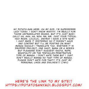 [TENKAWA Ai] Ore no Kirai na Yankee-kun [Eng] – Gay Comics image 105