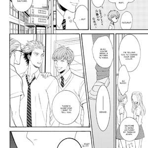 [TENKAWA Ai] Ore no Kirai na Yankee-kun [Eng] – Gay Comics image 154