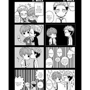 [TENKAWA Ai] Ore no Kirai na Yankee-kun [Eng] – Gay Comics image 169